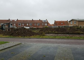 Woningbouw Oosterhoutstraat Grou