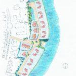 Molehiem uitbreidingsplan tekening